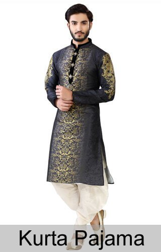 Kurta Pajama - Buy Indian ethnic wear