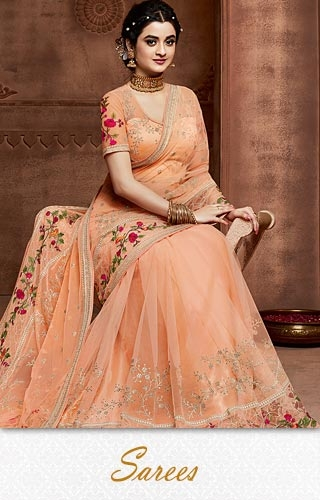 Saree's-Indian ethnic Wear