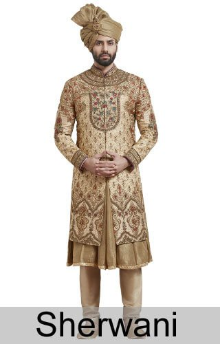 Sherwani - Indian ethnic wear online