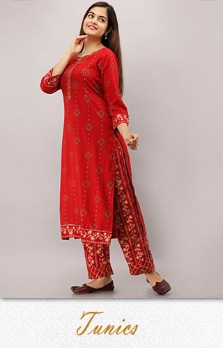 Kurtie's-Indian kurties Online