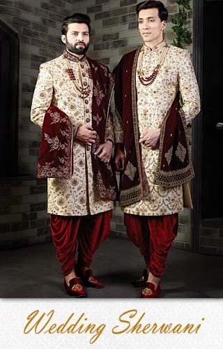 Sherwani-indian Groom Dresses Online
