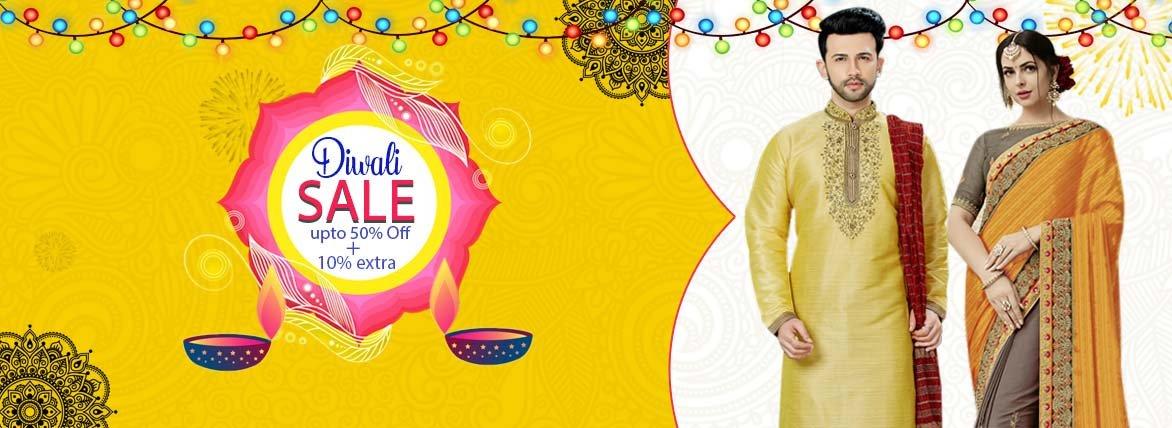 Indian Wedding Dresses Online USA - Diwali Sale