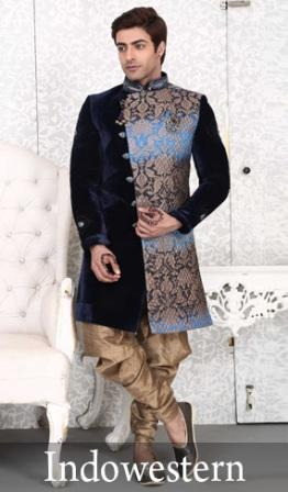 buy indowestern online, buy dhoti indowestern, indian wedding indowestern online