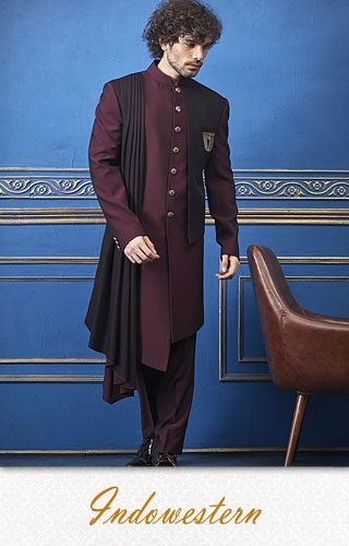 Indowestern-indowestern for men
