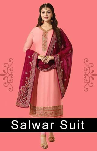 Salwar Suit - Indian ethnic wear